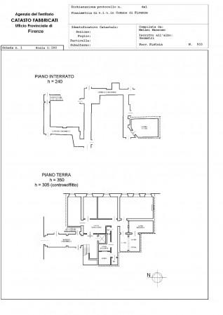 Appartamento in vendita a Firenze, 110 mq - Foto 2