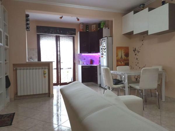 Appartamento in vendita a Roma, Casal Del Marmo, Con giardino, 55 mq