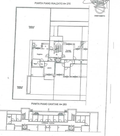 Appartamento in vendita a Caselle Torinese, Campo Sportivo, 62 mq - Foto 2
