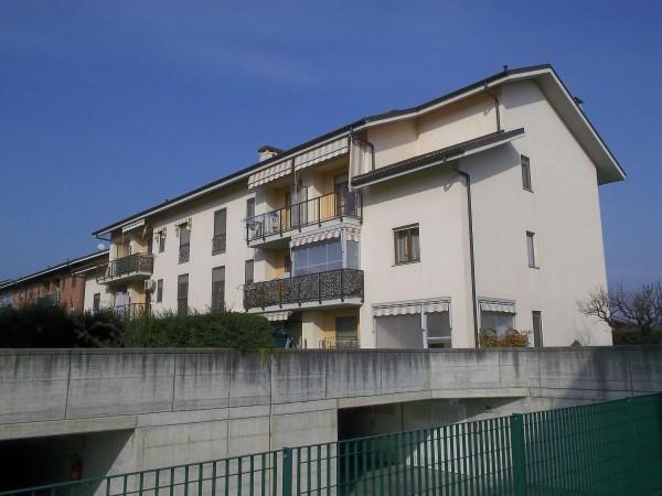 Appartamento in vendita a Caselle Torinese, Campo Sportivo, 62 mq