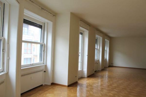 Appartamento in affitto a Milano, Via Serbelloni, 250 mq - Foto 31