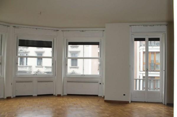Appartamento in affitto a Milano, Via Serbelloni, 250 mq - Foto 24