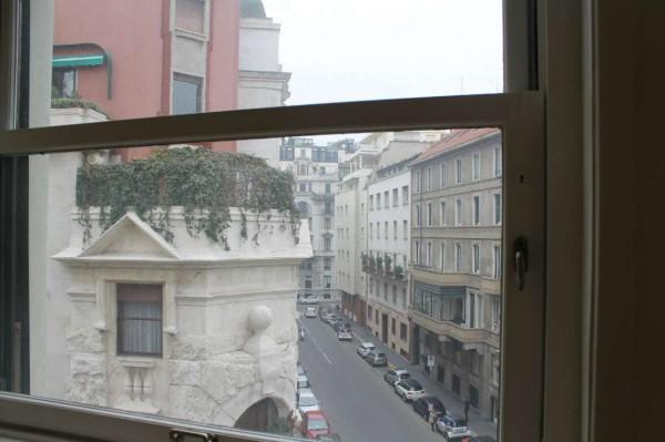 Appartamento in affitto a Milano, Via Serbelloni, 250 mq - Foto 30