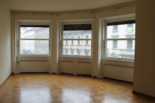 Appartamento in affitto a Milano, Via Serbelloni, 250 mq - Foto 33