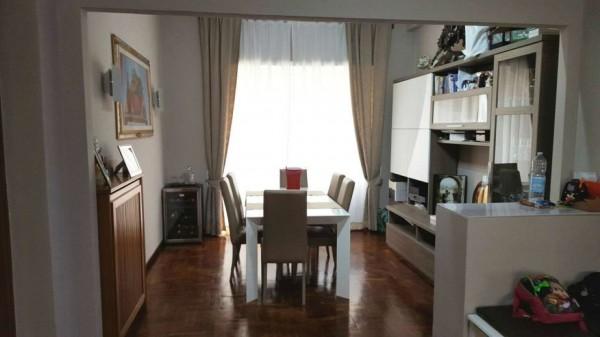 Appartamento in vendita a Roma, Tomba Di Nerone, 105 mq - Foto 1