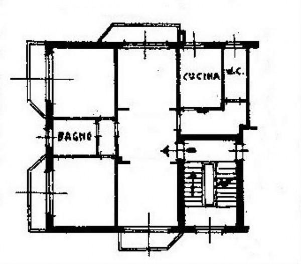 Appartamento in vendita a Roma, Tomba Di Nerone, 105 mq - Foto 2