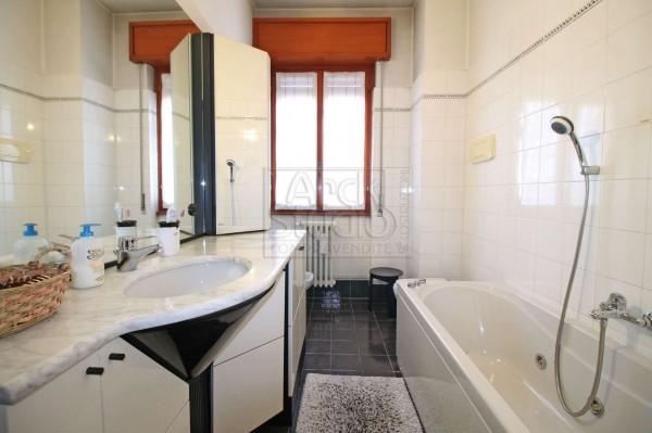 Appartamento in vendita a Cassano d'Adda, Atm, 125 mq - Foto 11