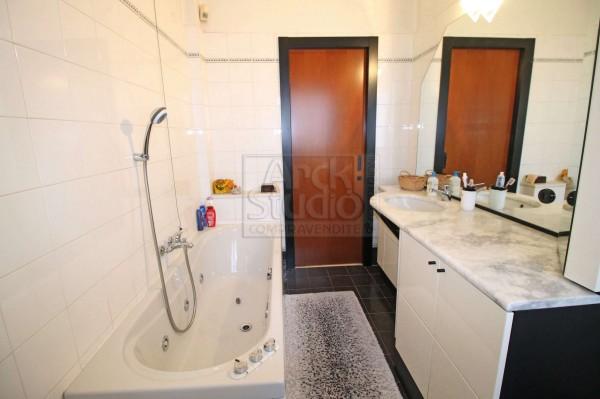 Appartamento in vendita a Cassano d'Adda, Atm, 125 mq - Foto 10