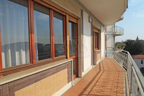 Appartamento in vendita a Cassano d'Adda, Atm, 125 mq - Foto 19