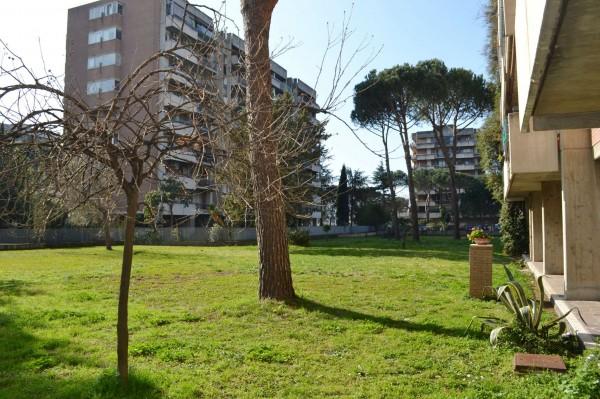 Appartamento in vendita a Roma, Torrino, Con giardino, 65 mq - Foto 16