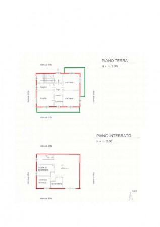 Appartamento in vendita a Caselette, Con giardino, 126 mq - Foto 19