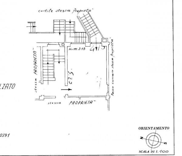 Ufficio in vendita a Milano, Affori - Villa Litta, 175 mq - Foto 2