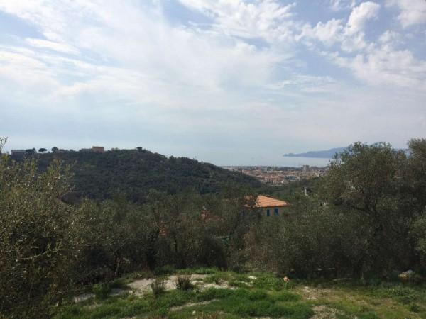 Villa in vendita a Lavagna, Santa Giulia, Con giardino, 182 mq