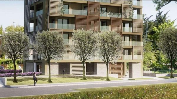 Appartamento in vendita a Milano, Dergano, Con giardino, 61 mq - Foto 21