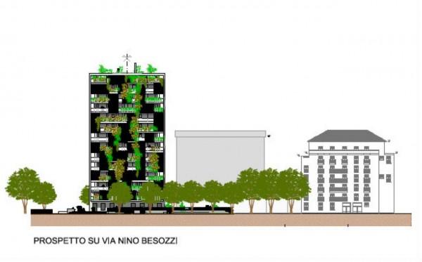 Appartamento in vendita a Milano, Dergano, Con giardino, 61 mq - Foto 19