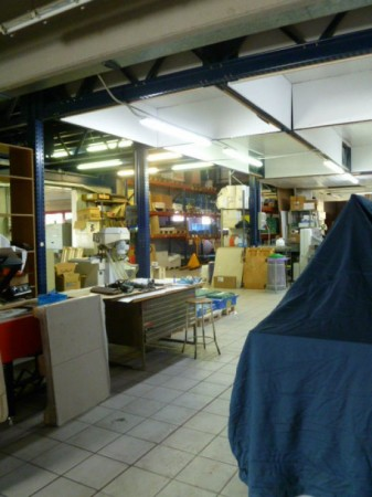 Capannone in vendita a Gallarate, Sciarè, Con giardino, 1035 mq - Foto 48