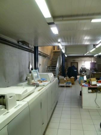 Capannone in vendita a Gallarate, Sciarè, Con giardino, 1035 mq - Foto 58