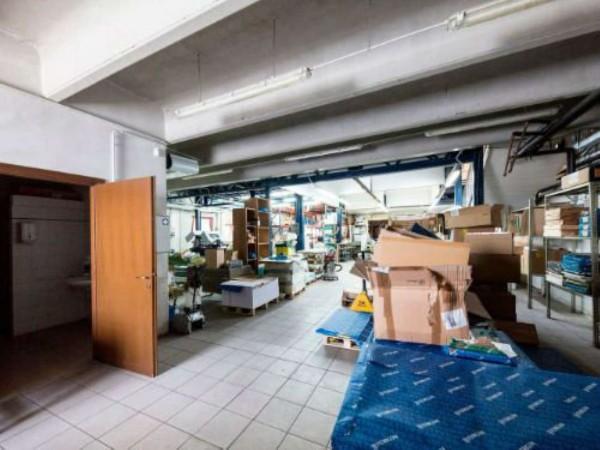 Capannone in vendita a Gallarate, Sciarè, Con giardino, 1035 mq - Foto 11
