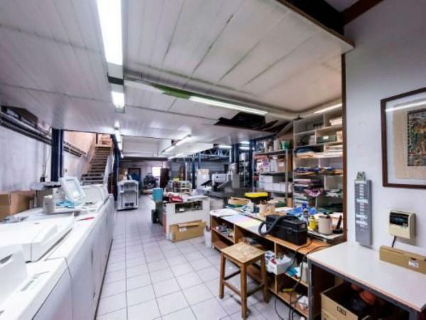 Capannone in vendita a Gallarate, Sciarè, Con giardino, 1035 mq - Foto 28