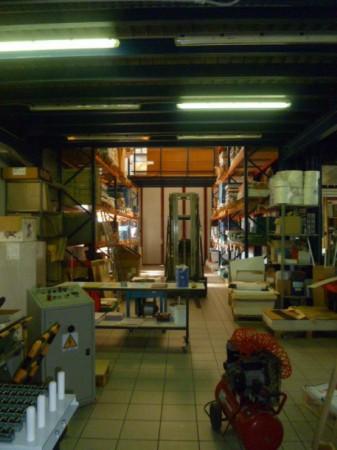 Capannone in vendita a Gallarate, Sciarè, Con giardino, 1035 mq - Foto 51
