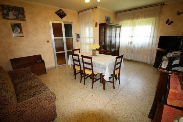 Appartamento in vendita a Alpignano, Semi-centrale, Con giardino, 90 mq