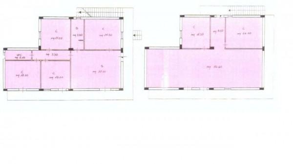 Appartamento in vendita a San Piero Patti, Con giardino, 400 mq - Foto 2