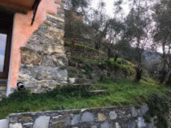 Casa indipendente in vendita a Avegno, Vescina, Con giardino, 90 mq - Foto 13