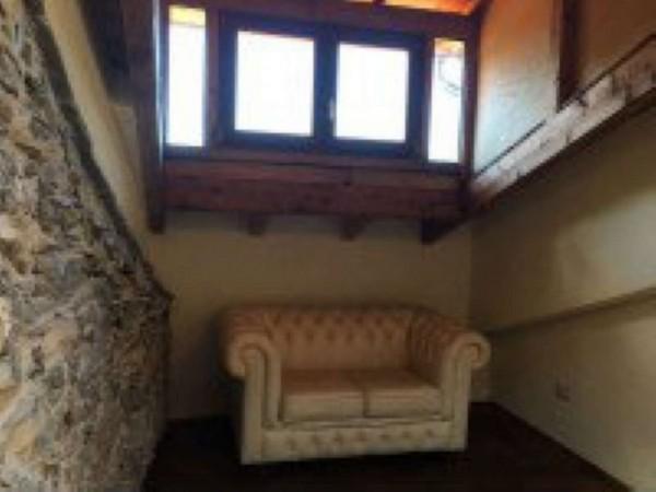 Casa indipendente in vendita a Avegno, Vescina, Con giardino, 90 mq - Foto 10