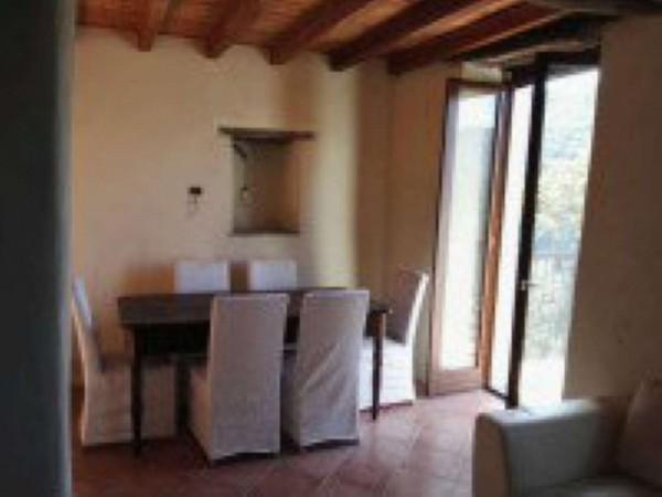 Casa indipendente in vendita a Avegno, Vescina, Con giardino, 90 mq - Foto 4