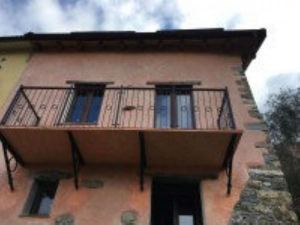Casa indipendente in vendita a Avegno, Vescina, Con giardino, 90 mq - Foto 14