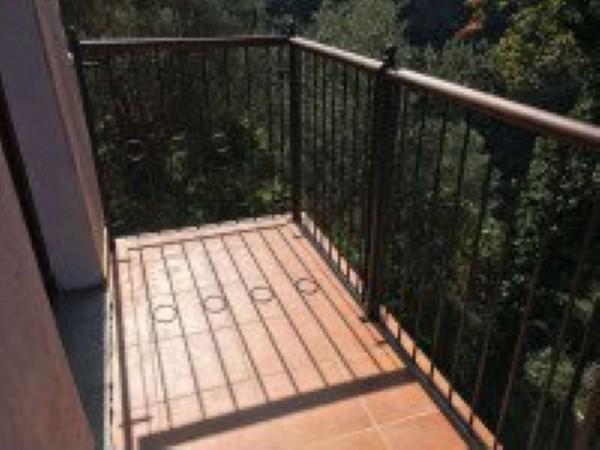 Casa indipendente in vendita a Avegno, Vescina, Con giardino, 90 mq - Foto 7