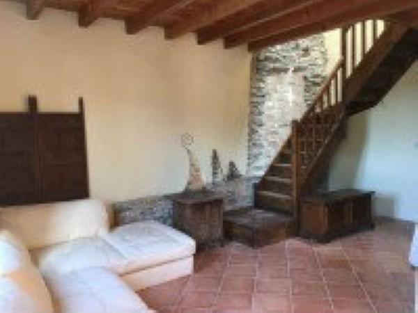Casa indipendente in vendita a Avegno, Vescina, Con giardino, 90 mq - Foto 6