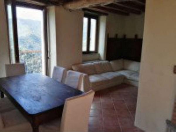 Casa indipendente in vendita a Avegno, Vescina, Con giardino, 90 mq - Foto 5