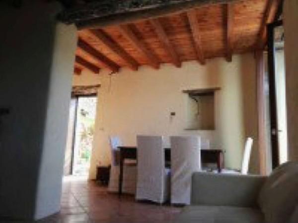Casa indipendente in vendita a Avegno, Vescina, Con giardino, 90 mq - Foto 3