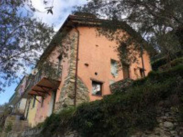 Casa indipendente in vendita a Avegno, Vescina, Con giardino, 90 mq - Foto 11