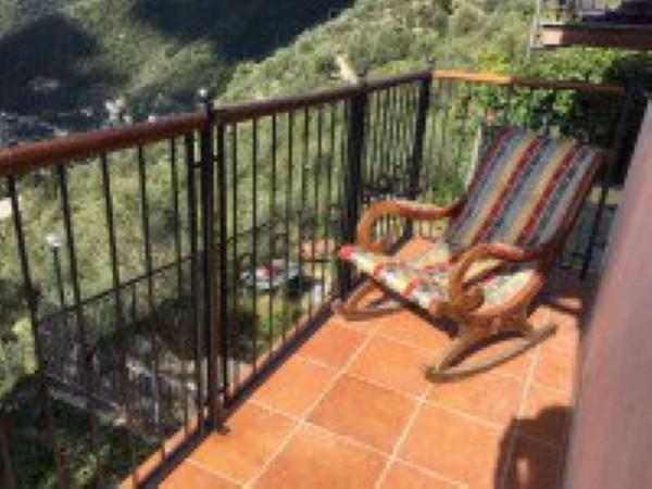 Casa indipendente in vendita a Avegno, Vescina, Con giardino, 90 mq - Foto 8