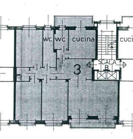 Appartamento in affitto a Torino, 135 mq - Foto 2