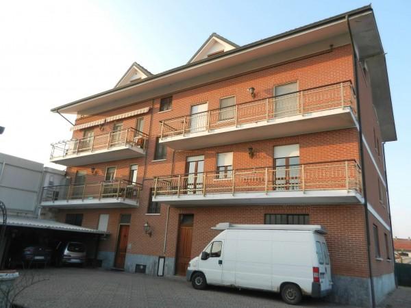 Appartamento in vendita a Foglizzo, Con giardino, 100 mq
