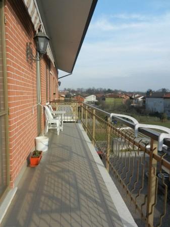Appartamento in vendita a Foglizzo, Con giardino, 100 mq - Foto 4