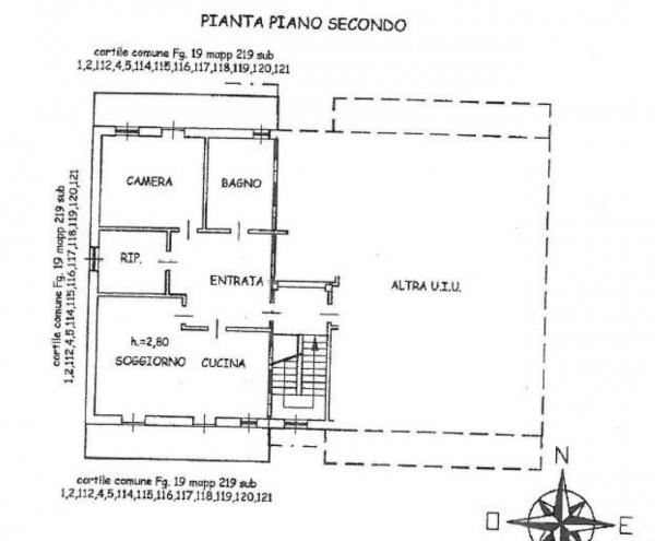 Appartamento in vendita a Foglizzo, Con giardino, 100 mq - Foto 2