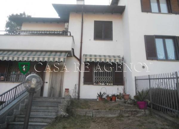 Villa in vendita a Varese, Con giardino, 240 mq - Foto 6