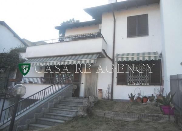 Villa in vendita a Varese, Con giardino, 240 mq
