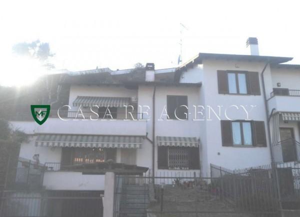 Villa in vendita a Varese, Con giardino, 240 mq - Foto 10