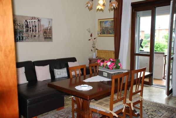 Appartamento in vendita a Vinovo, Vinovo, Con giardino, 78 mq