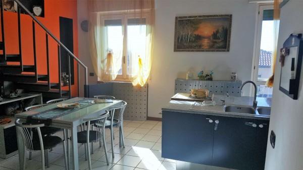 Appartamento in vendita a Rho, Centrale, Arredato, 180 mq