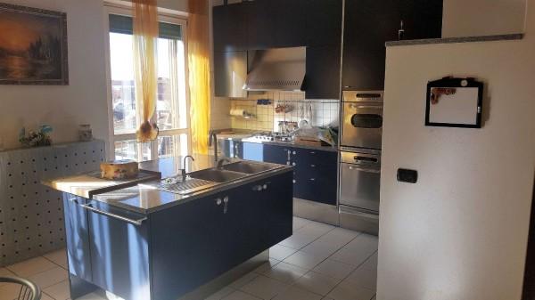Appartamento in vendita a Rho, Centrale, Arredato, 180 mq - Foto 12