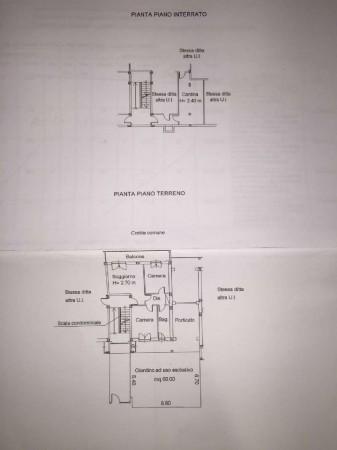 Appartamento in vendita a Cigliano, Residenziale, Con giardino, 100 mq - Foto 2