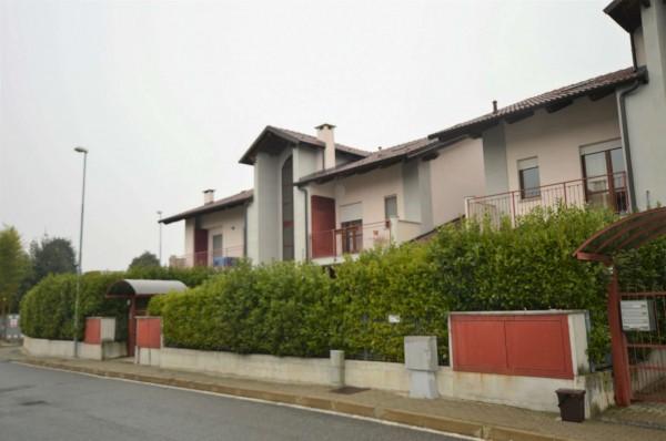 Appartamento in vendita a Cigliano, Residenziale, Con giardino, 100 mq - Foto 5