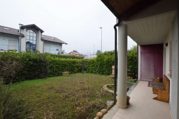 Appartamento in vendita a Cigliano, Residenziale, Con giardino, 100 mq - Foto 8