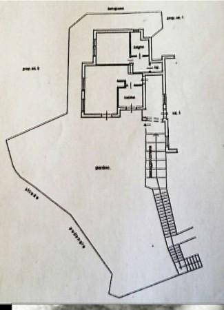 Appartamento in affitto a Recco, Megli, Arredato, con giardino, 70 mq - Foto 2